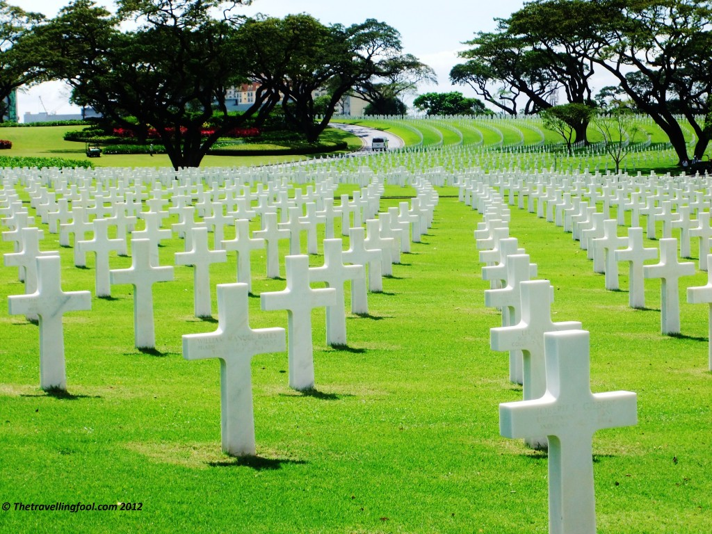 American Cemetery Manila