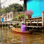 Thailand Water Canal