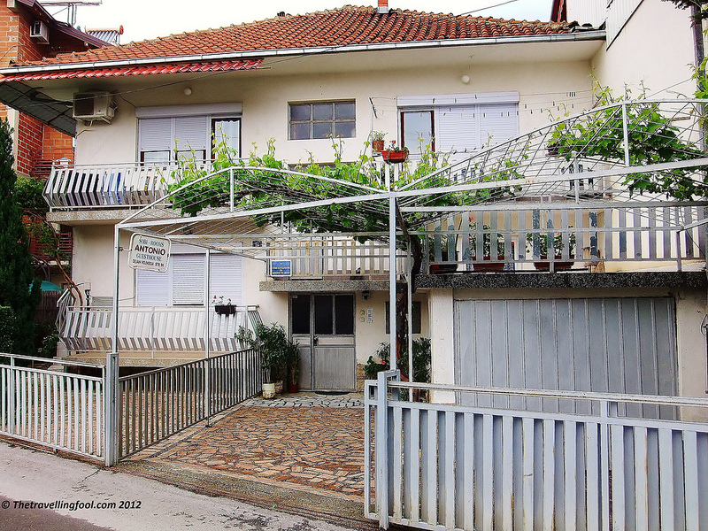 Antonio Guest House Ohrid Macedonia