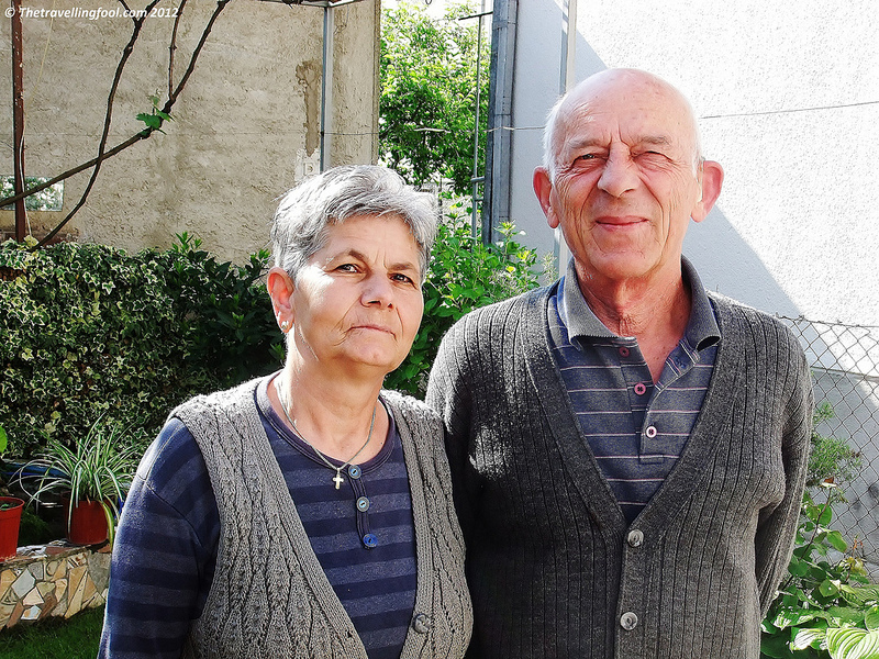 Stojna and Trajce