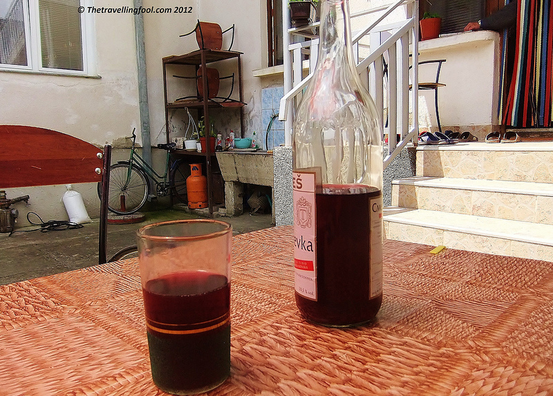 Trajce's Home Made Wine