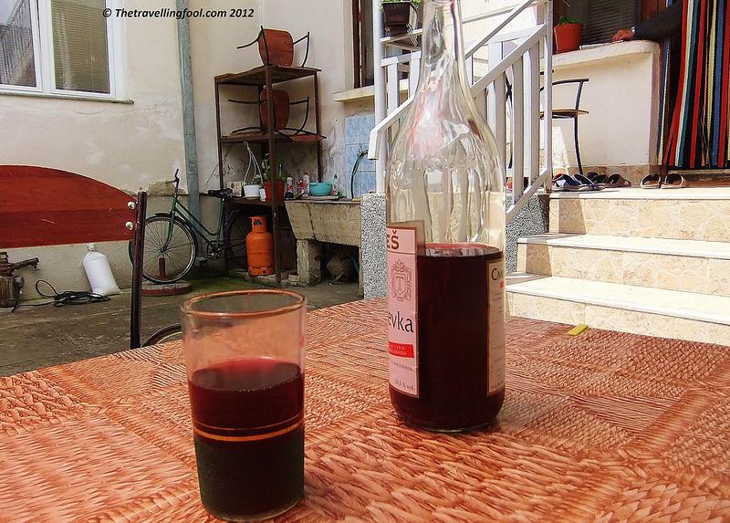 Trajce's Home Made Wine