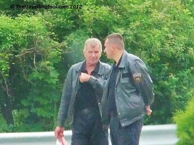 Macedonian Border Guards