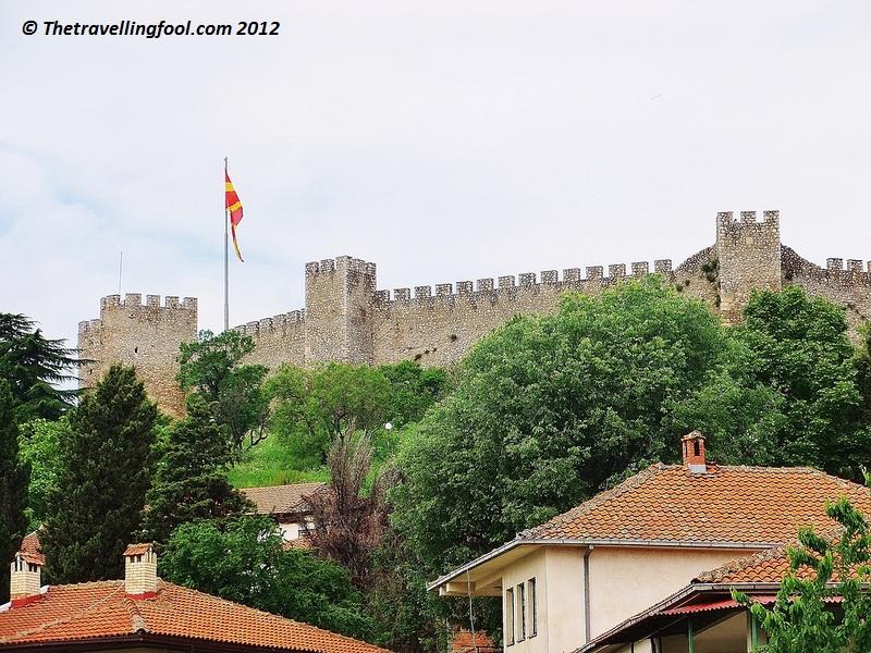 Tsar Samuels Fortress
