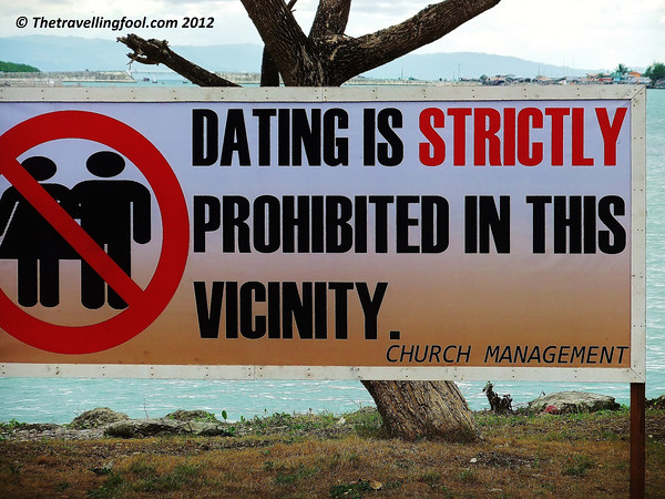 no dating in the church