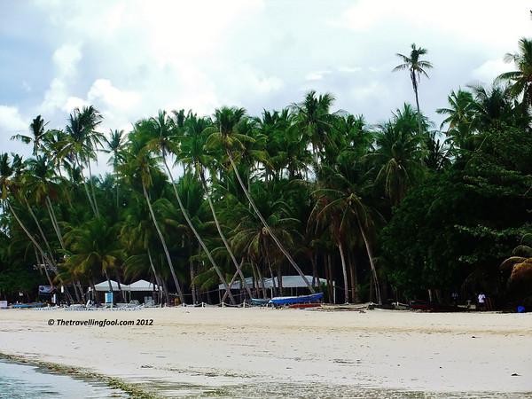 Alona Beach-Bohol-Philippines-Tropical Beach