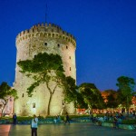 White Tower, Thessaloniki Greece