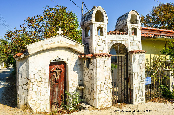 Greek-Orthodox-Shrine