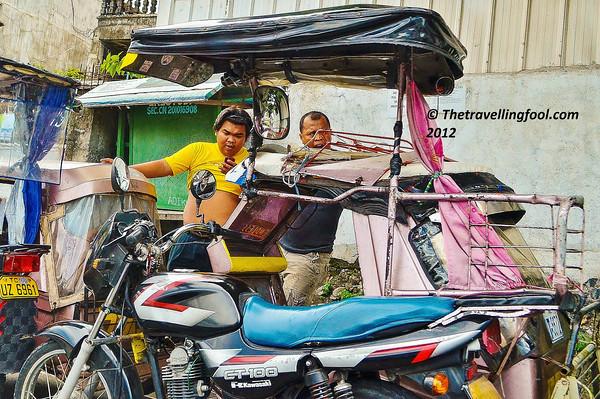 Philippine-Trike-Drivers