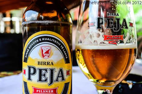Peja Beer-Kosovo-Balkans