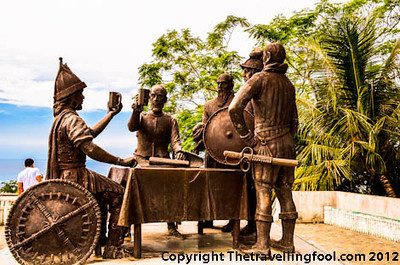Blood Compact-Bohol-Philippines
