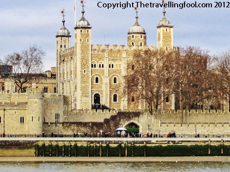 Tower of London-England