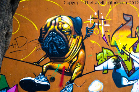 Graffitti Art-Tagging-Thessaloniki Greece