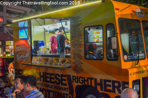 Manila Food Truck