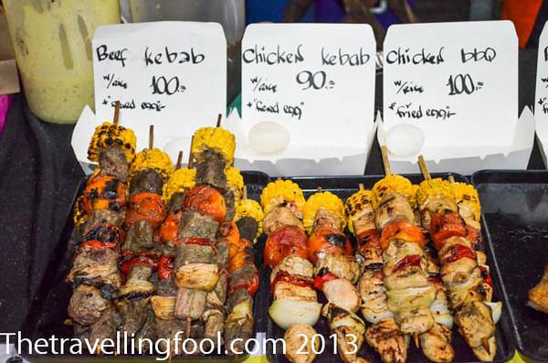 Manila Food Markets