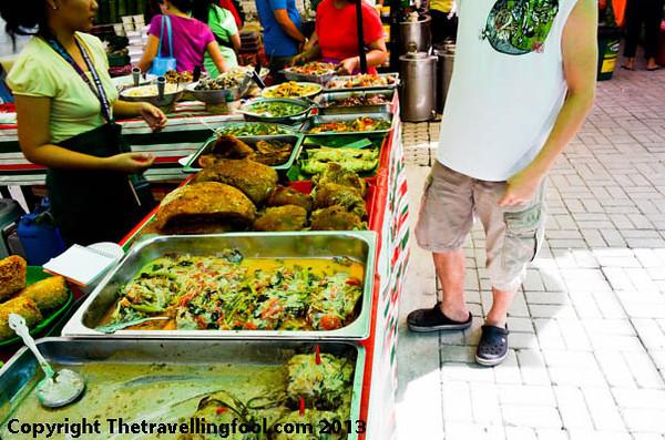 Mezza Norte Market Manila