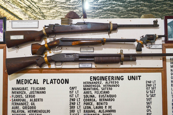 American Military weapons