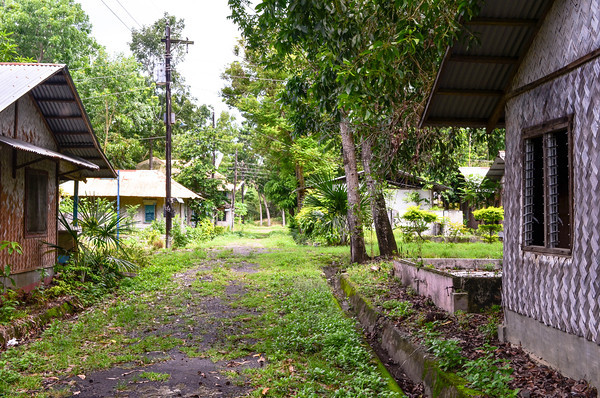 Vietnamese Ghost Town
