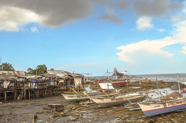Philippine Fishing Village