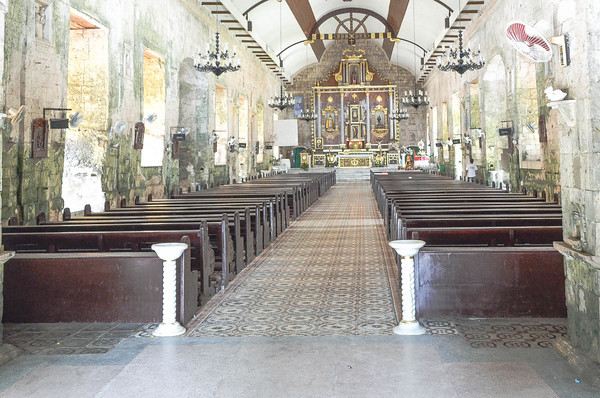 St Peter and Paul Church Bantayan island