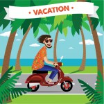Scooter Vacation