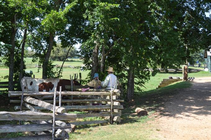 Barrington Living History Farm