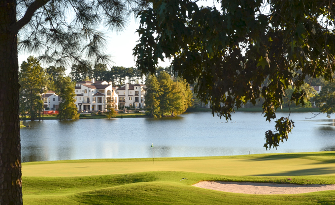 Woodlands Resort Golf Club and Lake