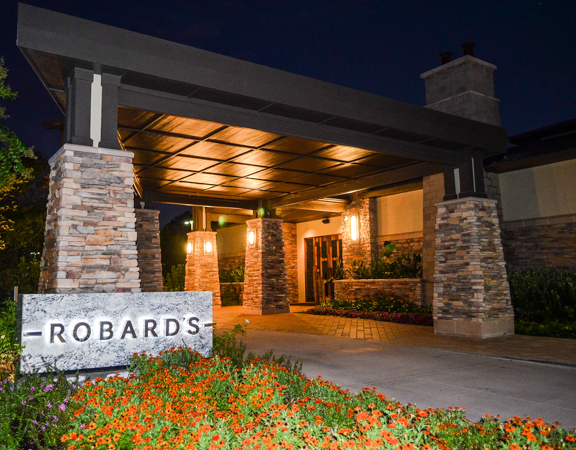Robards Steakhouse The Woodlands Texas