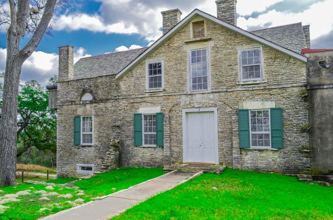 Kreisch Home, La Grange Texas