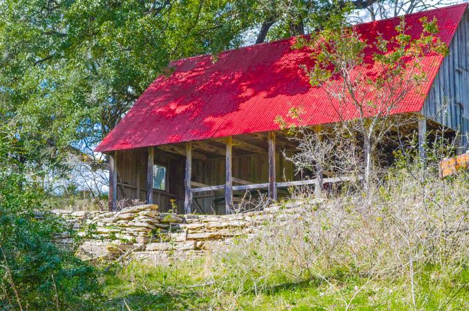 Kreische Barn, La Grange Texas