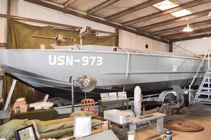 Navy landing craft