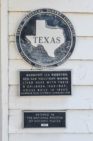Sam Houston history