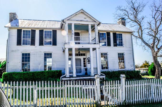 Sam Houston Home