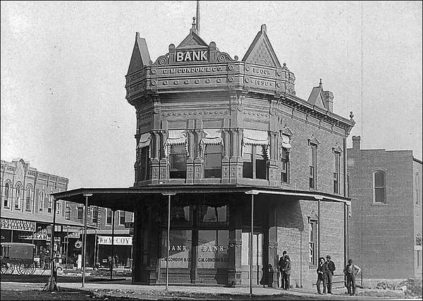 Condon Bank Coffeyville Kansas