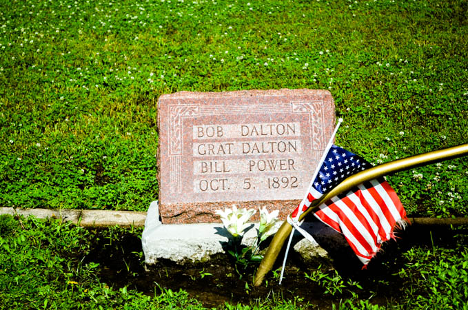Dalton Gang Grave