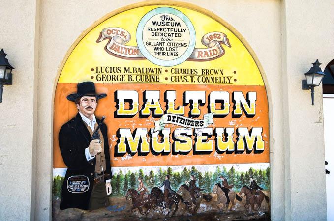 Dalton Museum, Coffeyville Kansas