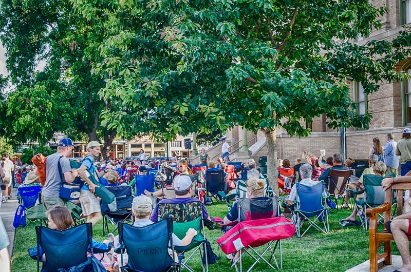 Town Square Public Concert