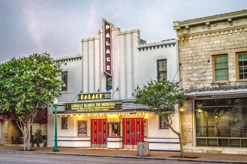 Palace Theater, Georgetown Texas