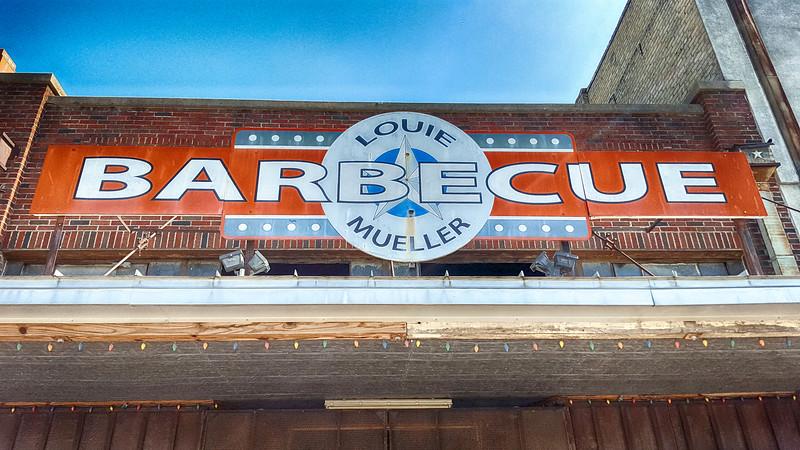 Louie Mueller BBQ