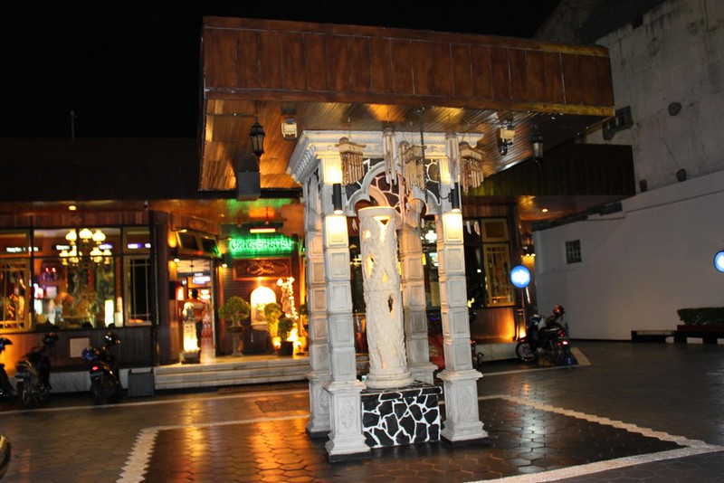 Indonesian Massage Parlor