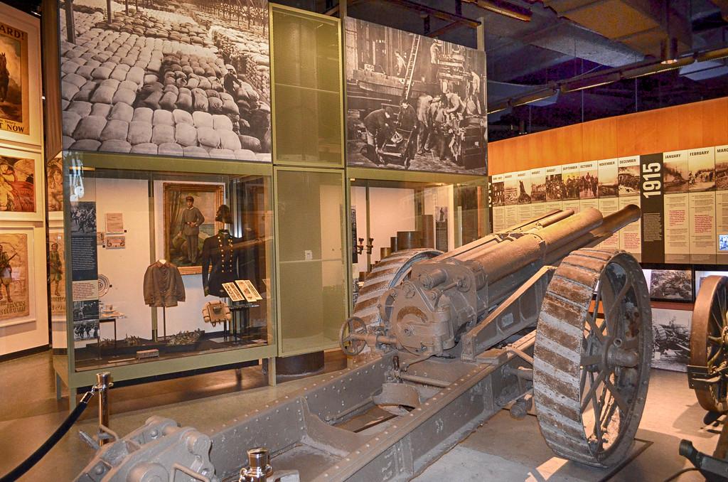WWI Artillery piece