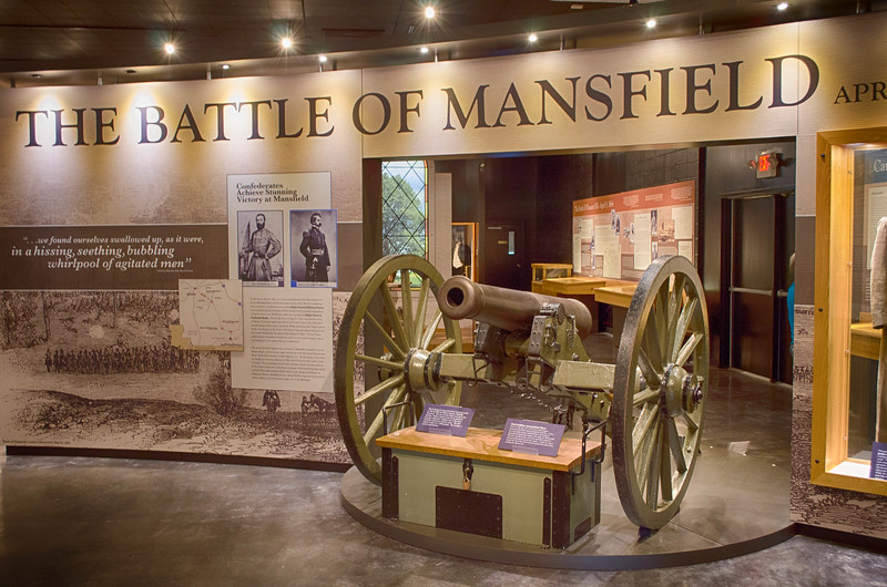 Mansfield State Historic Park
