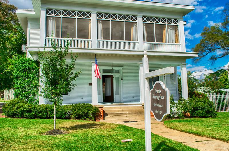 Davis House, Shreveport Louisiana