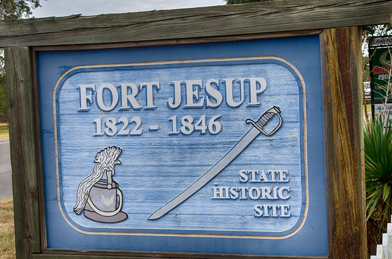 Ft Jessup State Historic Site