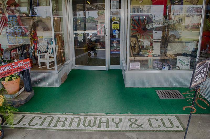 NJ Caraway Store Logansport Louisiana