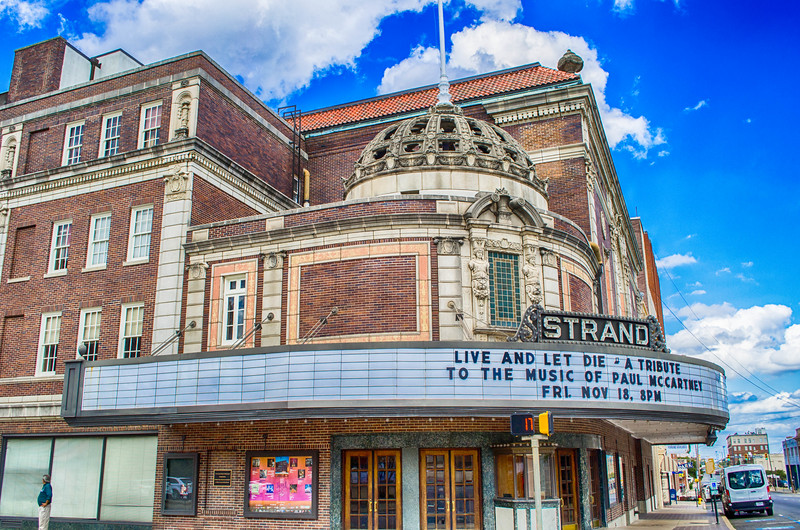 Strand Theater Shreveport Louisiana